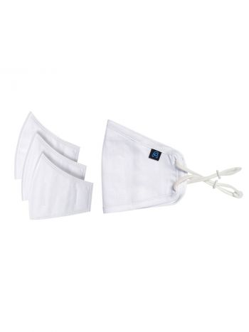 Replaceable Filter Mask (White)- 0607